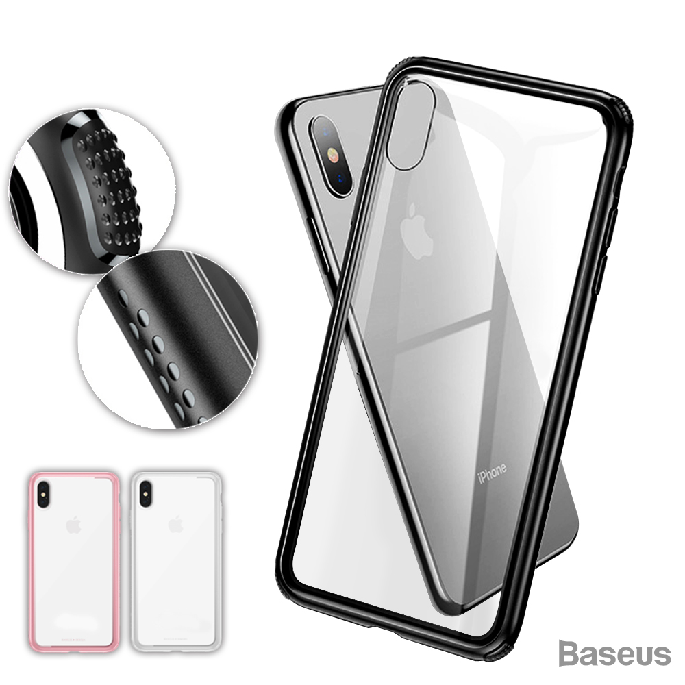 Baseus for iPhone X/Xs 生活原視手機殼