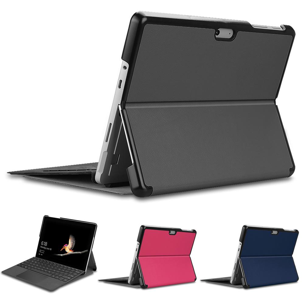 微軟 Microsoft Surface GO 10吋 專用高質感可裝鍵盤平板電腦皮套 @ Y!購物