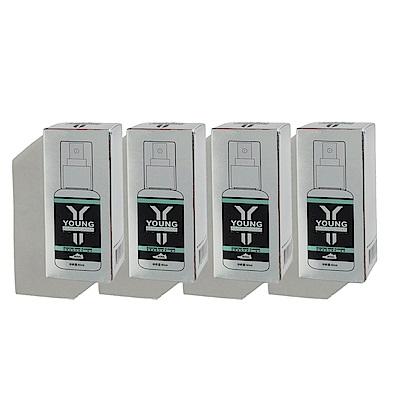 [團購_4入組]Y.A.S 美鞋神器 香氛洗鞋組(60ml)-綠茶