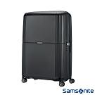 Samsonite新秀麗 28吋Orfeo 簡約方正線條PC嵌入式TSA海關鎖行李箱(黑)