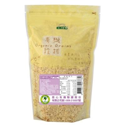 統一生機 有機燕麥片細(350g)