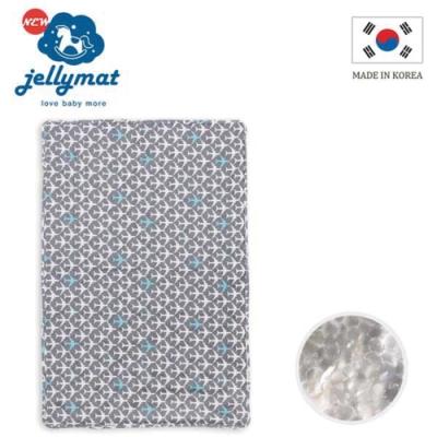 韓國Jellymat 全新微顆粒酷涼珠有機棉果凍床墊/多色可選