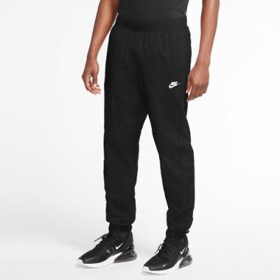 NIKE 長褲 運動 休閒 健身 路跑  男款 黑 CU4314010 AS M NSW CE PANT CF WVN TRACK