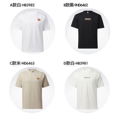【時時樂限定】Reebok Classics 短袖上衣 男/女 多款可選