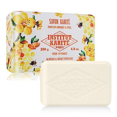 Institut Karite Paris 巴黎乳油木 杏仁蜂蜜花園香氛手工皂200g