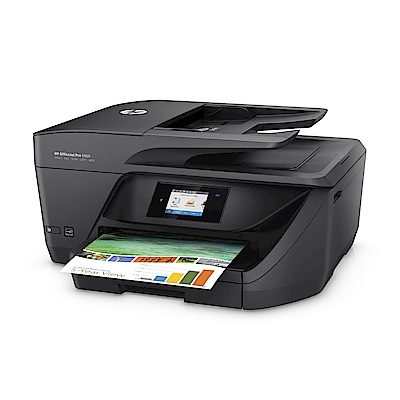 HP OfficeJet Pro 6960 All-in-One 無線多功能事務機