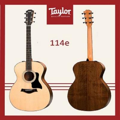 Taylor 114E 電木吉他 / 民謠吉他 / 公司貨