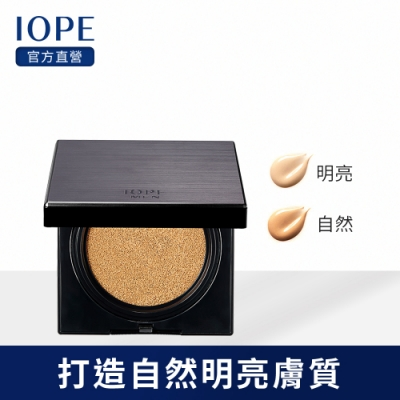 IOPE艾諾碧 男仕瞬效修飾氣墊粉底16g