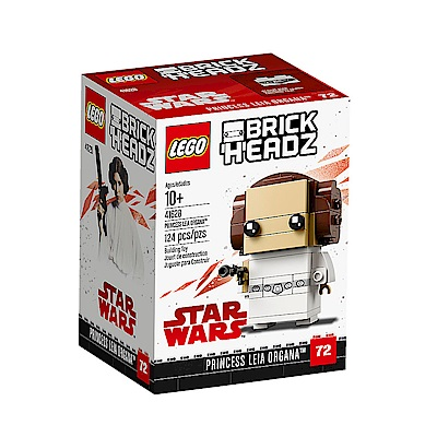 樂高LEGO 積木人偶系列 - LT41628 莉亞公主