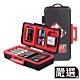 嚴選 單眼相機電池/3號電池/SD/CF/XQD記憶卡防潑水收納保護盒 product thumbnail 1