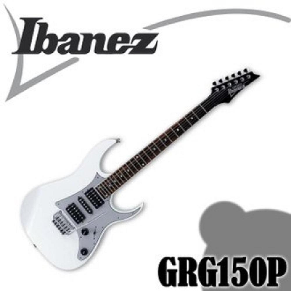 Ibanez GRG150P 小搖座電吉他 進階首選/公司貨保固/白色