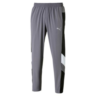 PUMA-男性訓練系列Reactive可摺收長風褲-石城灰-歐規