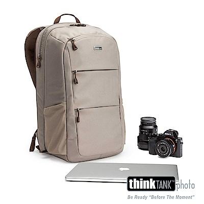 ThinkTank創意坦克-Perception Pro輕巧雙肩後背包-PP447(褐L)