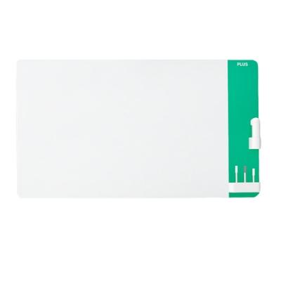普樂士 PLUS CREA極淨無塵磁性白板 綠色/CLBK-1209EM-GR-TW