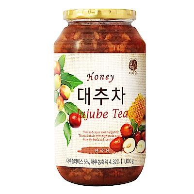 DAMIZLE多美樂 蜂蜜紅棗茶(1000g)