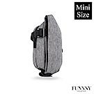 FUNNNY 日本同步 機能腰掛包系列 阿部 禾希 mini淺灰