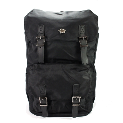 DRAKA 達卡 - 探險秘境系列-後背包-黑