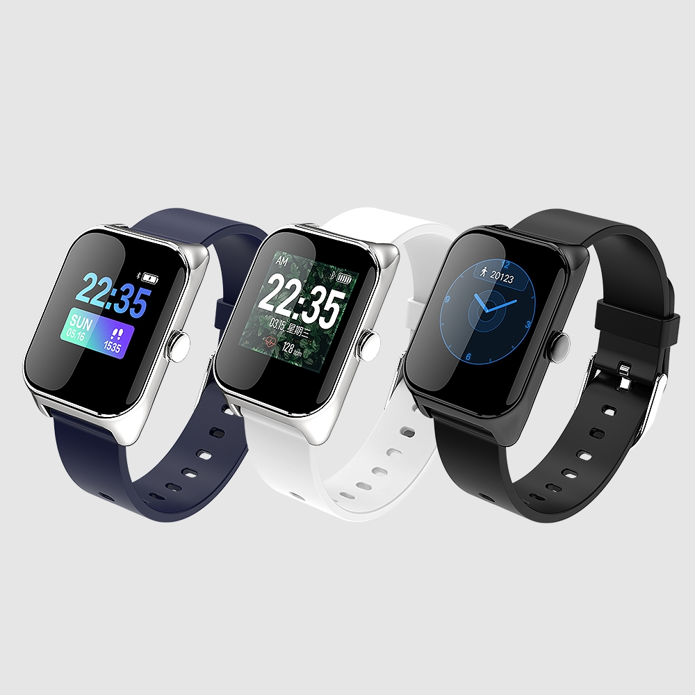 JSmax SW-C98 智慧多功能運動健康管理手錶(運動&健康數據監測)