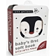 Baby's First Soft Book:Pitter Patter Penguin 企鵝的冒險布書 product thumbnail 1