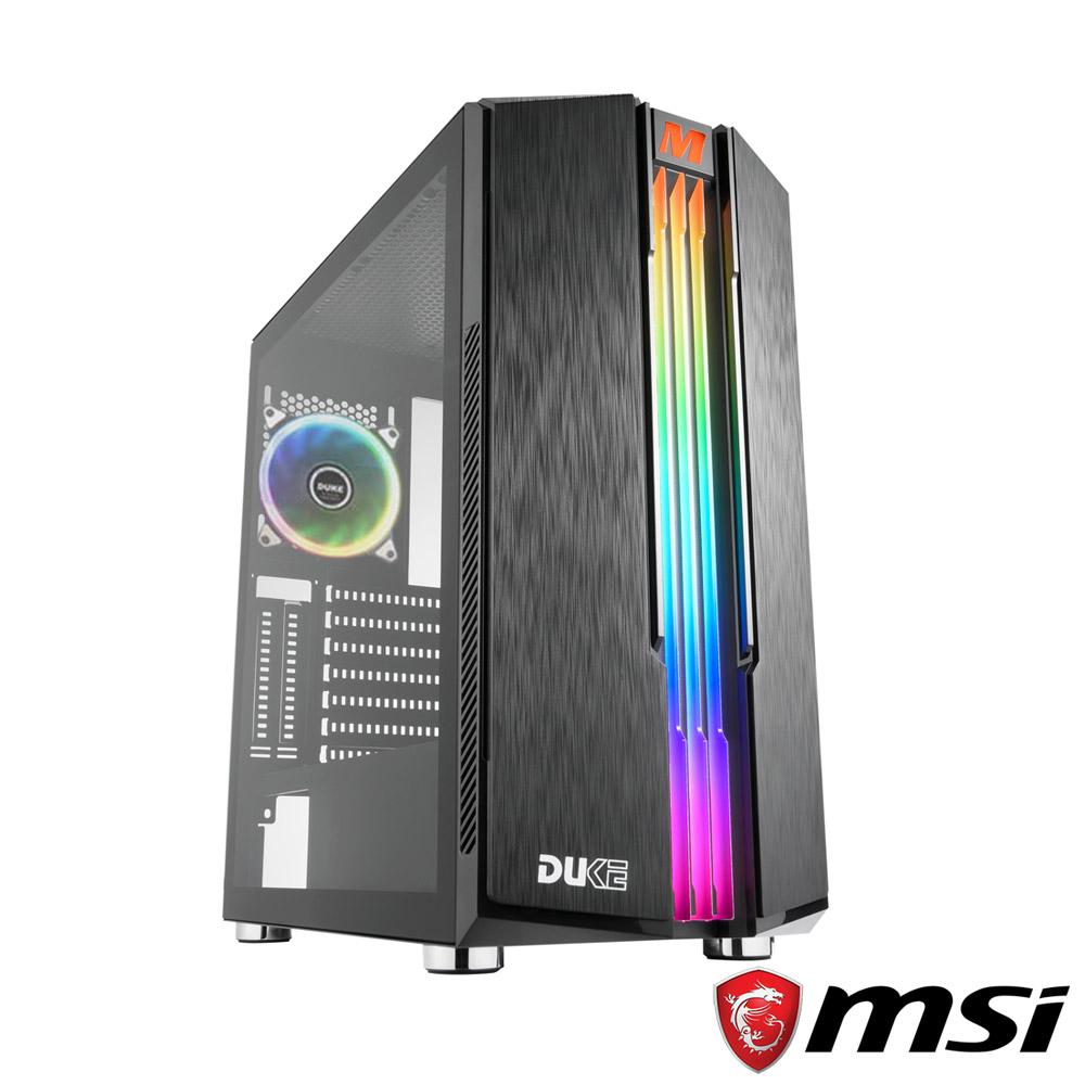微星平台[黑風英雄]i7-9700F/16G/2T/GTX1650/1TB_M2
