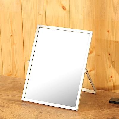 BuyJM 鋁合金桌上鏡/化妝鏡-免組
