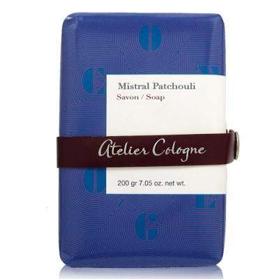 Atelier Cologne 歐瓏 海風廣藿香香氛皂200g 無盒版