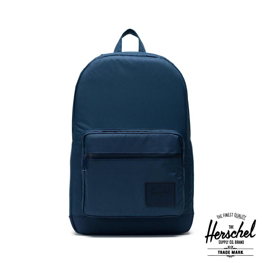 Herschel Pop Quiz Light 後背包-深藍色