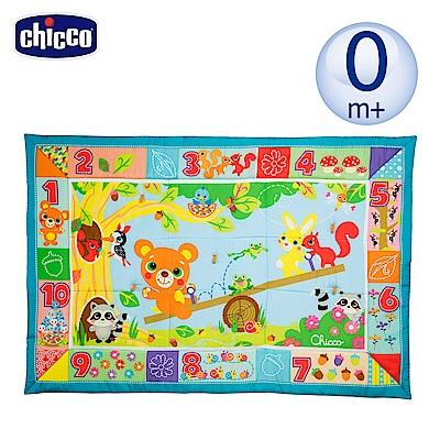 chicco-特大森林動物數字遊戲墊