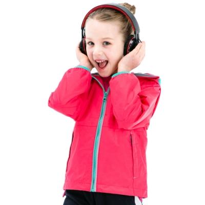 【St.Bonalt 聖伯納】童款 機能防風防水單層衝鋒衣 3色任選