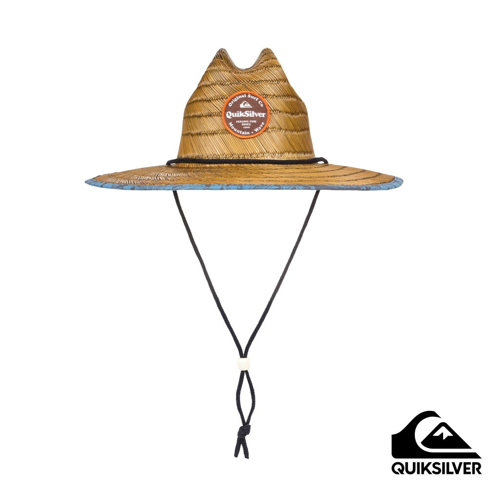 【QUIKSILVER】OUTSIDER REPENT 戶外運動帽 咖啡