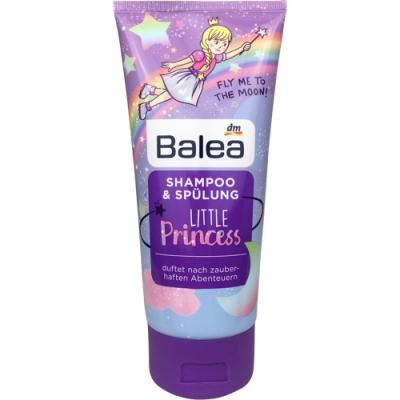 Balea 芭樂雅小公主洗護二合一兒童洗髮乳(200ml)