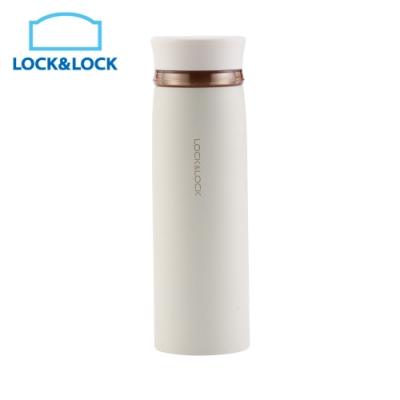 樂扣樂扣星空輕量不鏽鋼保溫杯450ml/白(快)