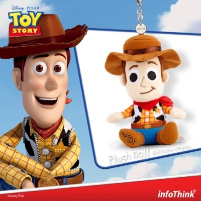 InfoThink 玩具總動員系列絨毛藍牙喇叭 - 胡迪