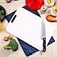 HIKARI日光生活  集水溝槽設計抗菌砧板(大)-白色 product thumbnail 1