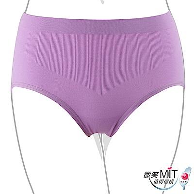 推EASY SHOP-iMEWE 高腰三角褲(浪漫紫)
