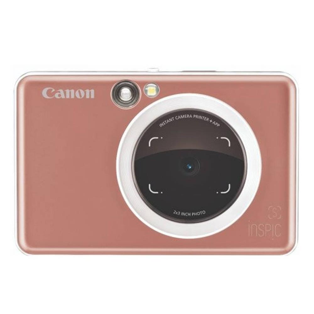 CANON iNSPiC ZV-123A 拍可印相機  公司貨 玫瑰金