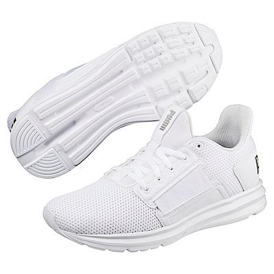 PUMA-Enzo Street Wns女慢跑鞋-白色
