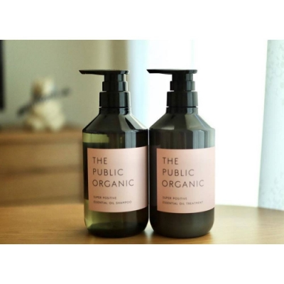 THE PUBLIC ORGANIC天然植粹精油潤髮乳 – 強韌亮澤