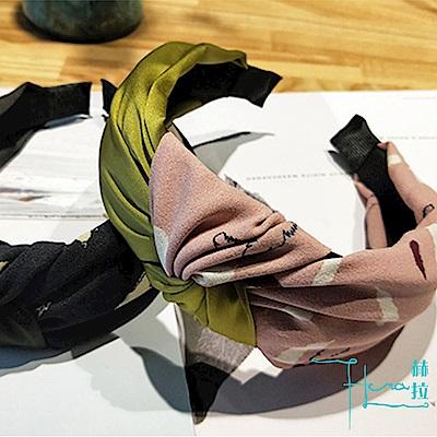 Hera 赫拉 韓國簡約風  蝴蝶結甜美可愛髮箍