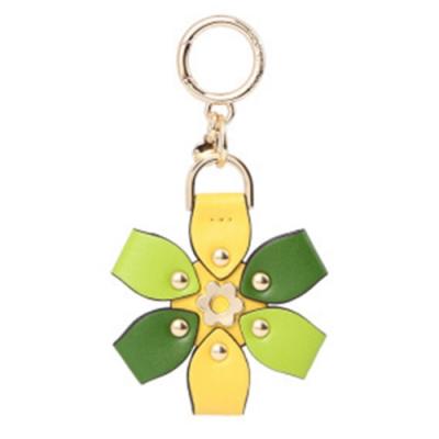 MICHAEL KORS CHARMS 立體花吊飾-綠