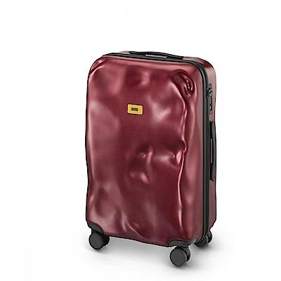 hoi! Crash Baggage Icon 中型行李箱25吋-金屬紅 (H014262209)