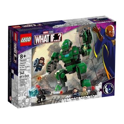 樂高LEGO 超級英雄系列 - LT76201 Captain Carter & The Hydra Stomper