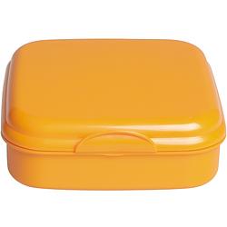 《EXCELSA》三明治便當盒(橘300ml)