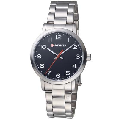 WENGER Avenue 城市美學時尚腕錶(01.1621.102)35mm