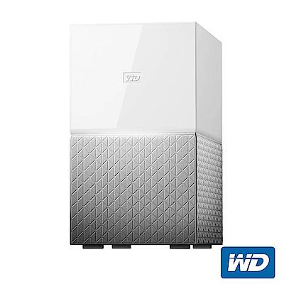 WD My Cloud Home Duo 6TB(3TBx2) 雲端儲存系統
