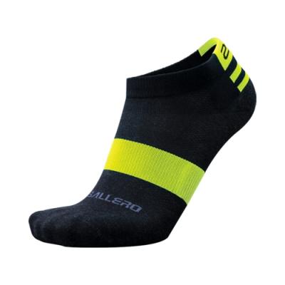 【2PIR】銀纖維抗菌除臭運動襪 超值三入組 勁黃