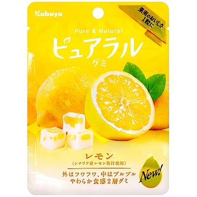 KABAYA Pureral軟糖-檸檬(45g)