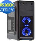技嘉B450平台[墮落劍皇]R5六核GTX1050獨顯電玩機