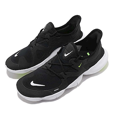 Nike 慢跑鞋 Free RN 5.0 運動 男鞋