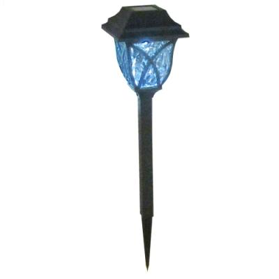月陽歐風太陽能自動光控LED庭園燈草坪燈插地燈(EU4310)